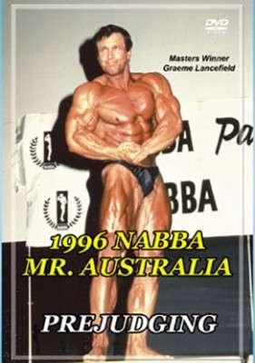 1996 NABBA Mr. Australia - Prejudging DVD