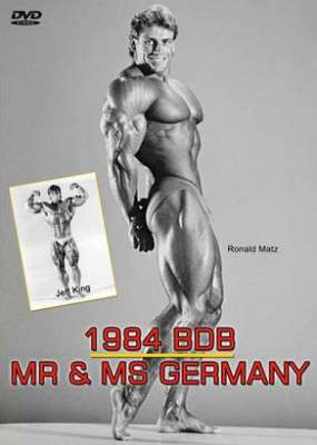 1984 BDB Mr. Germany