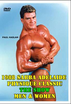 1988 SABBA Adelaide Physique Classic