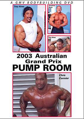 2003 Australian Grand Prix Pump Room
