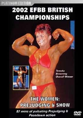 2002 EFBB British Championships - Women