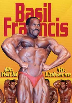Basil Francis Mr. Universe