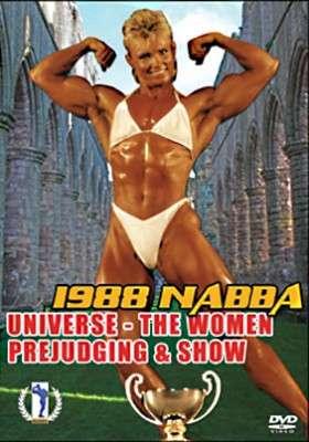 1988 NABBA Universe Women