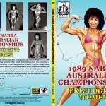 1989 NABBA Australian Championships - Women's Prejudging