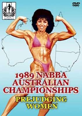 1989 NABBA Australia - Women's Prejudging