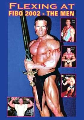 Flexing at FIBO 2002 - Men DVD