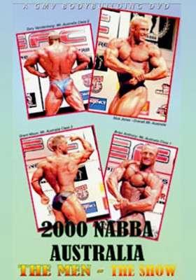 2000 NABBA Australia - Men's Show