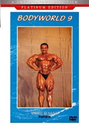Bodyworld # 9