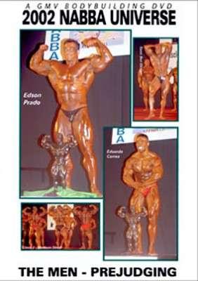 2002 NABBA Universe Men Prejudging