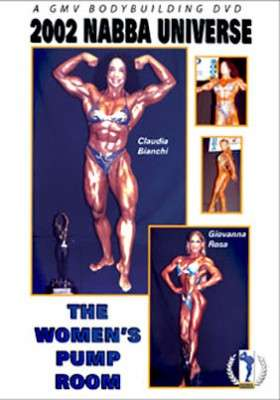 2002 NABBA Universe Women's Pump Room Download