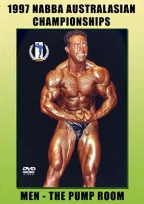 1997 NABBA Australasian Championships: Men's Pump Room