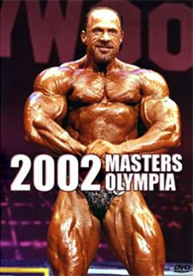 2002 Masters' Olympia: Prejudging & Show (Digital Download)