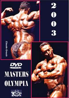 2003 Masters Olympia: Finals (Download)
