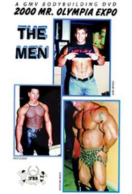 2000 Mr. Olympia Expo: The Men (DVD)