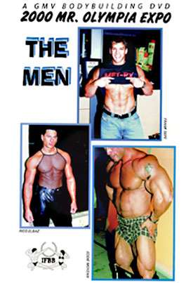 2000 Olympia Expo - Men