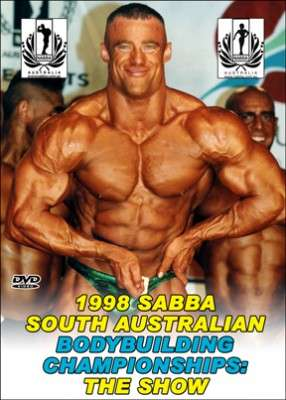 1998 SABBA South Australian Bodybuilding Championships - Show