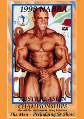 1998 NABBA Australasian Championships - Men