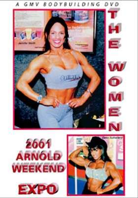2001 Arnold Weekend: Women at the Expo DVD