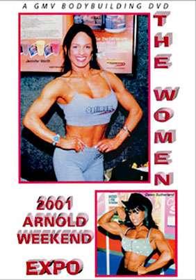 2001 Arnold Weekend - Expo Women Download