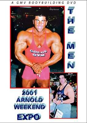 2001 Arnold Weekend Expo Men