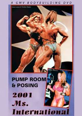 2001 Ms. International Pump Room & Posing