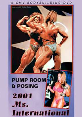 2001 Ms. International Pump Room & Posing