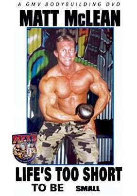 Matt McLean Workout DVD