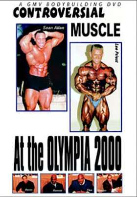 Muscle at the 2000 Olympia