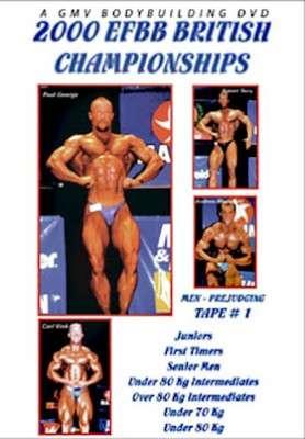 2000 EFBB British Championships: Men's Judging # 1