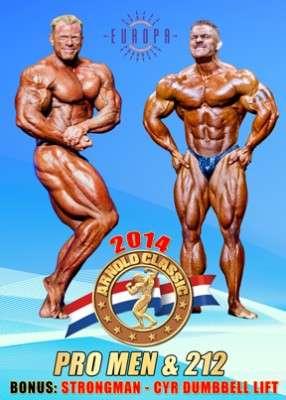 2014 Arnold Classic Pro Men
