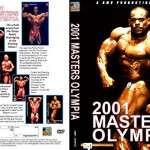 2001 Masters Olympia