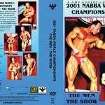 2001 NABBA Worlds - Men Show