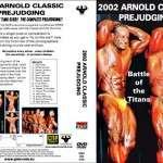 2002 Arnold Classic - Prejudging