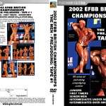 2002 EFBB British Championships: Men's Prejudging # 1