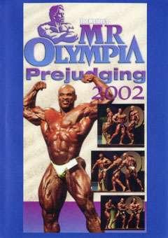 2002 Mr. Olympia - Prejudging