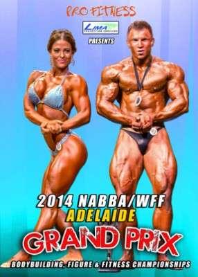 2014 NABBA/WFf Adelaide Grand Prix