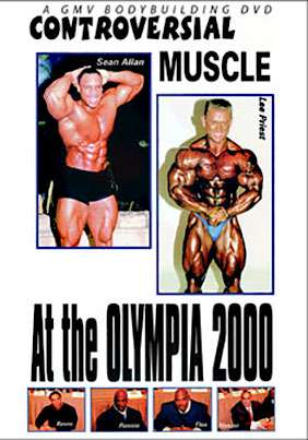 controversial Muscle at the 2000 Mr. Olympia