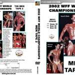 2002 WFF Men's Worlds # 2 DVD