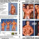 2003 IFBB English GP Pump Room and Amateur Grand Prix