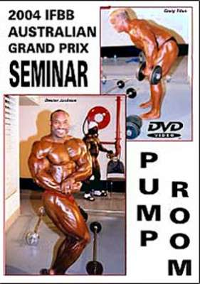 2004 Australian Grand Prix Pump Room & Seminar
