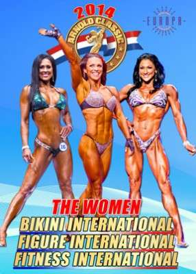 2014 Arnold - Ms. International