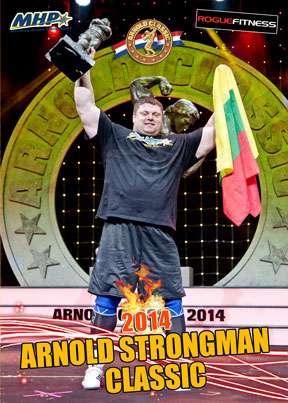 2014 Arnold Strongman Classic