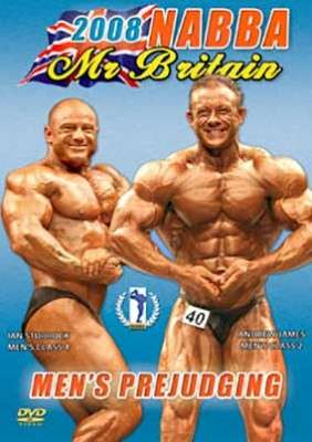 2008 NABBA Mr. Britain - Prejudging