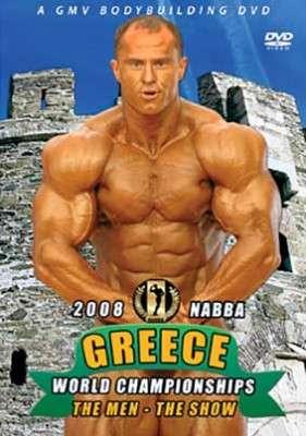 2008 NABBA World Championships: Men - Show