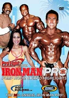 2009 Iron Man Pump Room & Expo