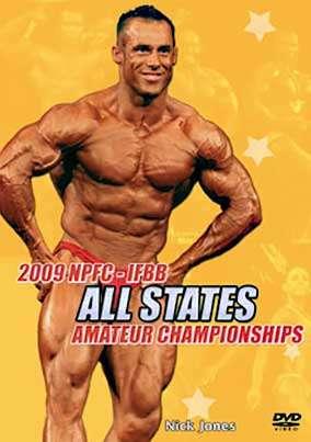 2009 NPFC/IFBB All States Amateur Championships