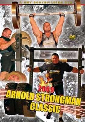 2009 Arnold Strongman Classic