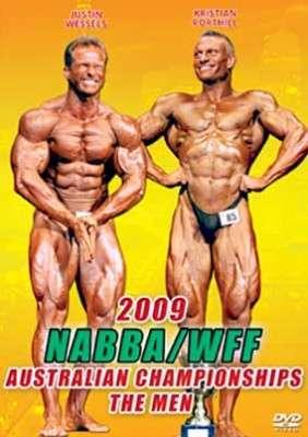 2009 NABBA/WFF Australian championships - Men