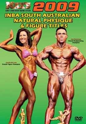 2009 NBA SA natural Figure & Physique