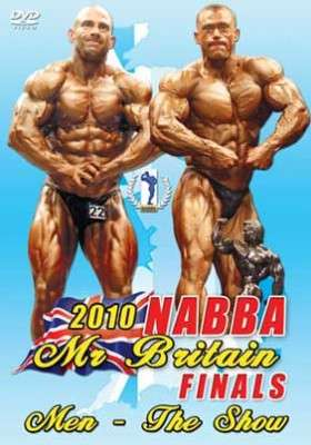 2010 NABBA Mr. Britain Finals - Show